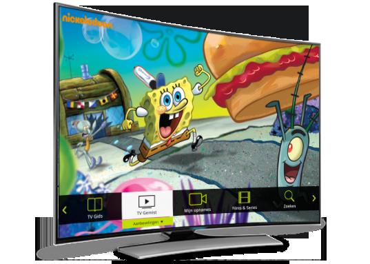 Alle extra opties bij Interactieve TV op een rij | Online.nl
